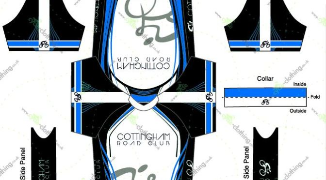 Buy your CRC jersey now!