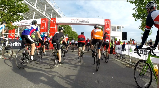 Ride London – 100 Mile Sportive