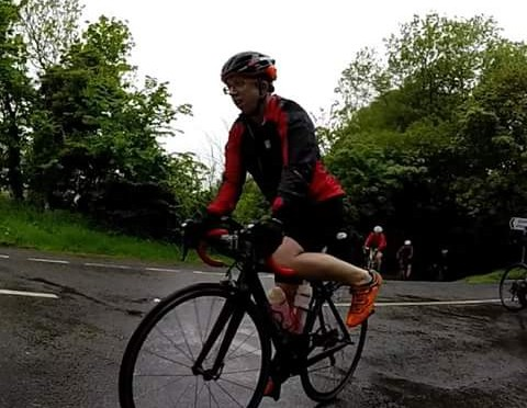 A year of cycling – by Rich
