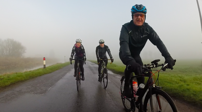 Treachery, The Roman Empire And A Foggy Club Ride