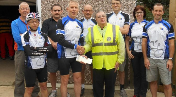CRC – Charity Ride 2018